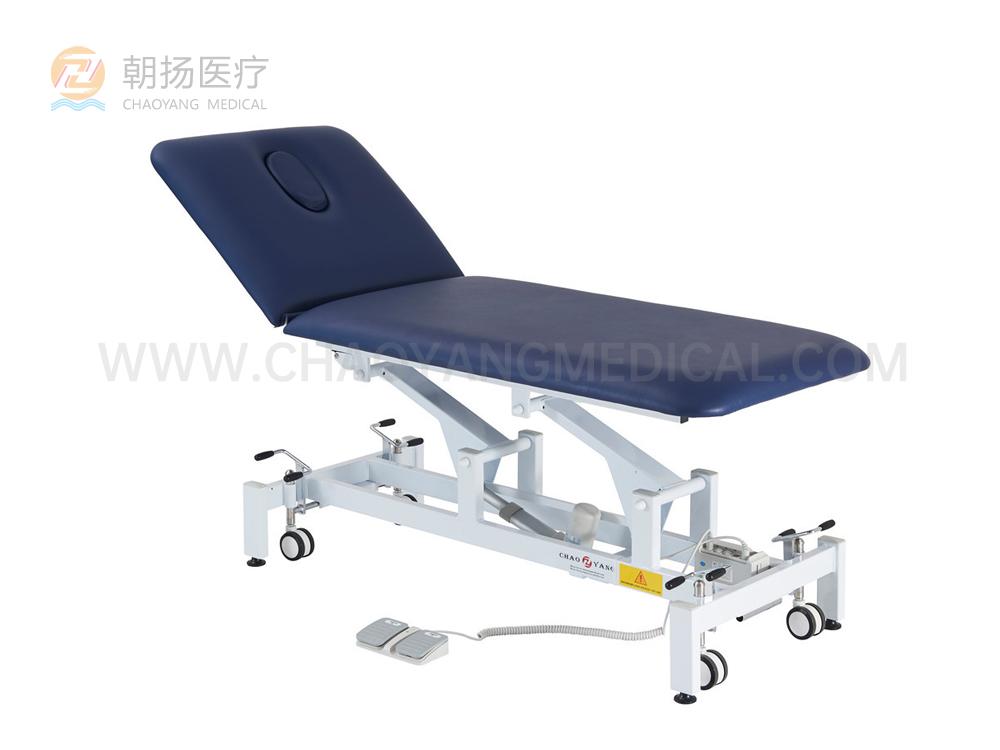 2节电动理疗床 CY-C107