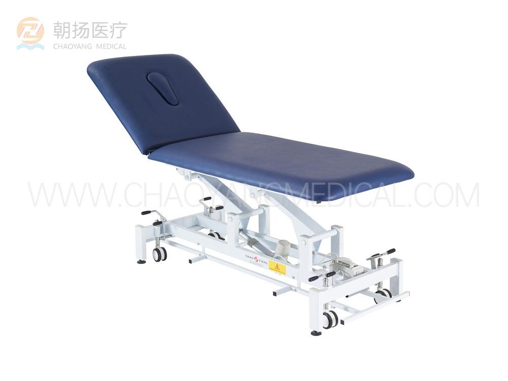 2节电动理疗床 CY-C107F