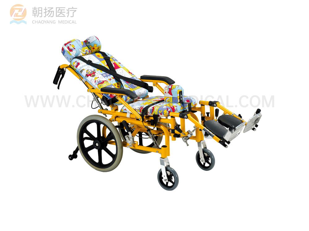 豪华儿童轮椅CY-WH3