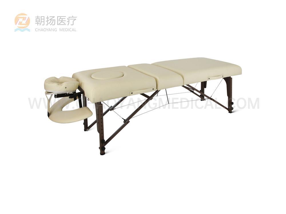 便携式木制按摩床CY-C121