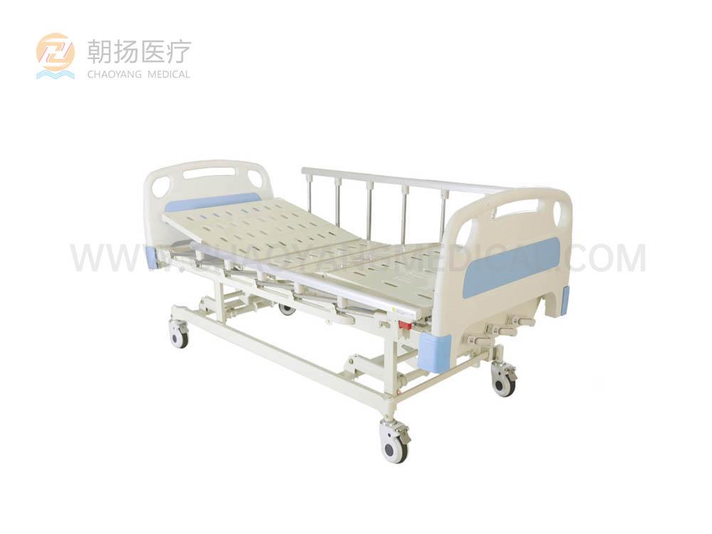 手动三摇医疗床CY-A103