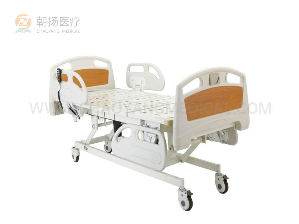 豪华电动三功能医疗床CY-B204